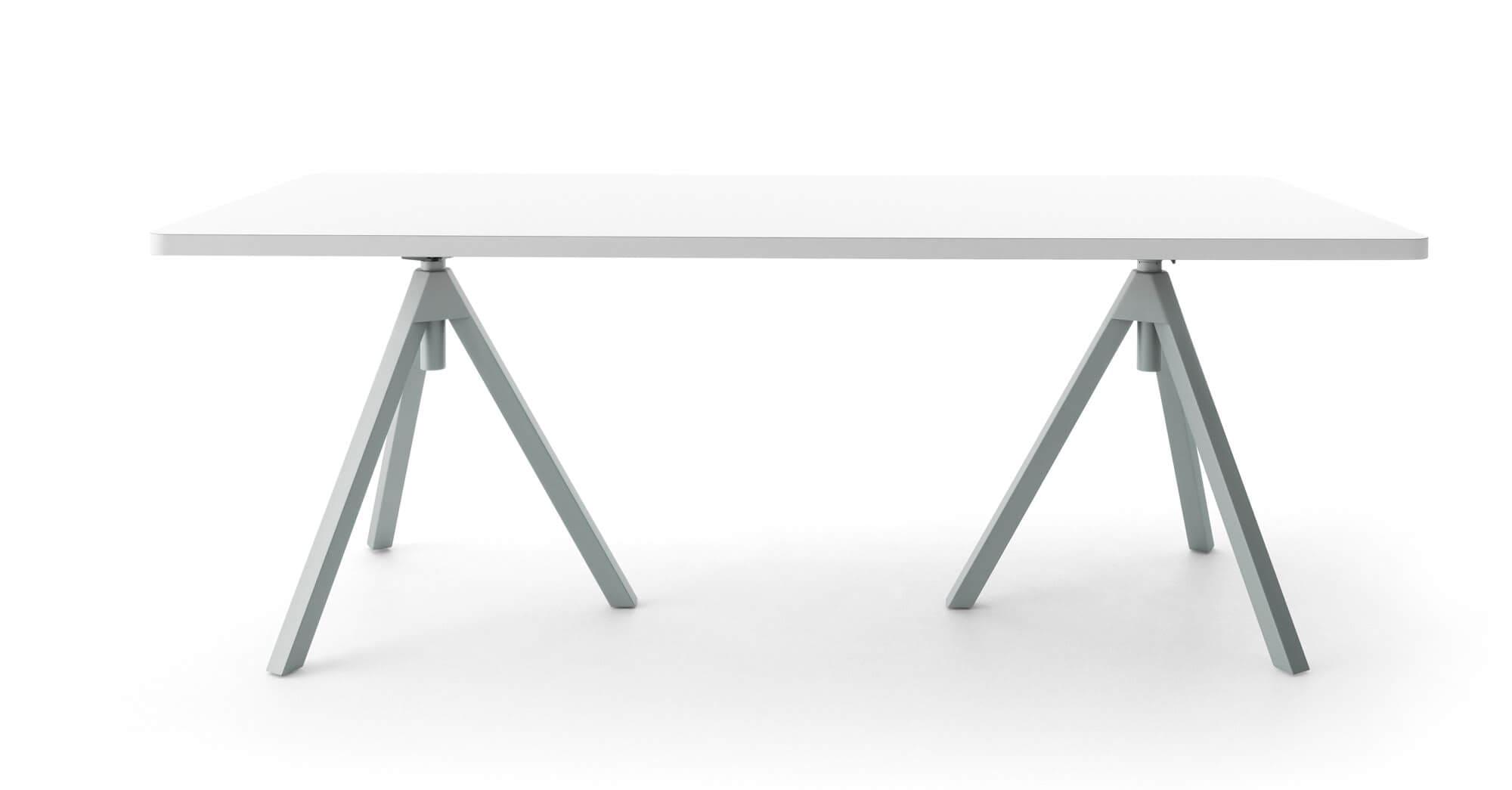 COR | Tisch | LEVEL weiß