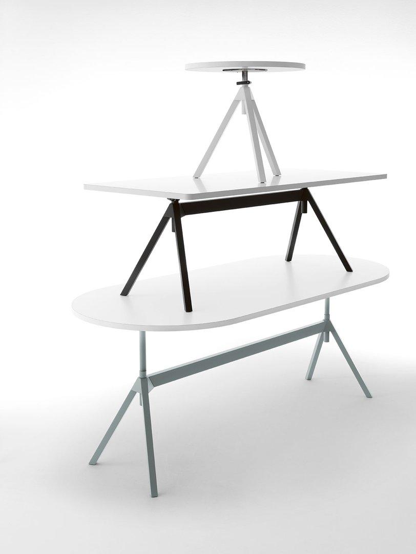 COR | Tisch | LEVEL schwarz