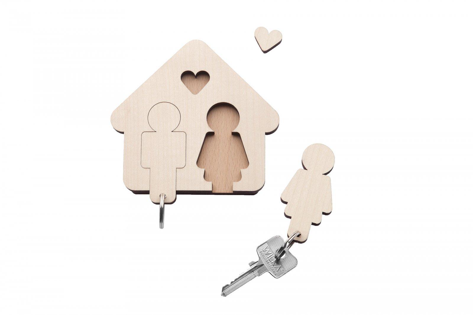 DESIGNIMDORF | Schlüsselbrett | HOME SWEET HOME